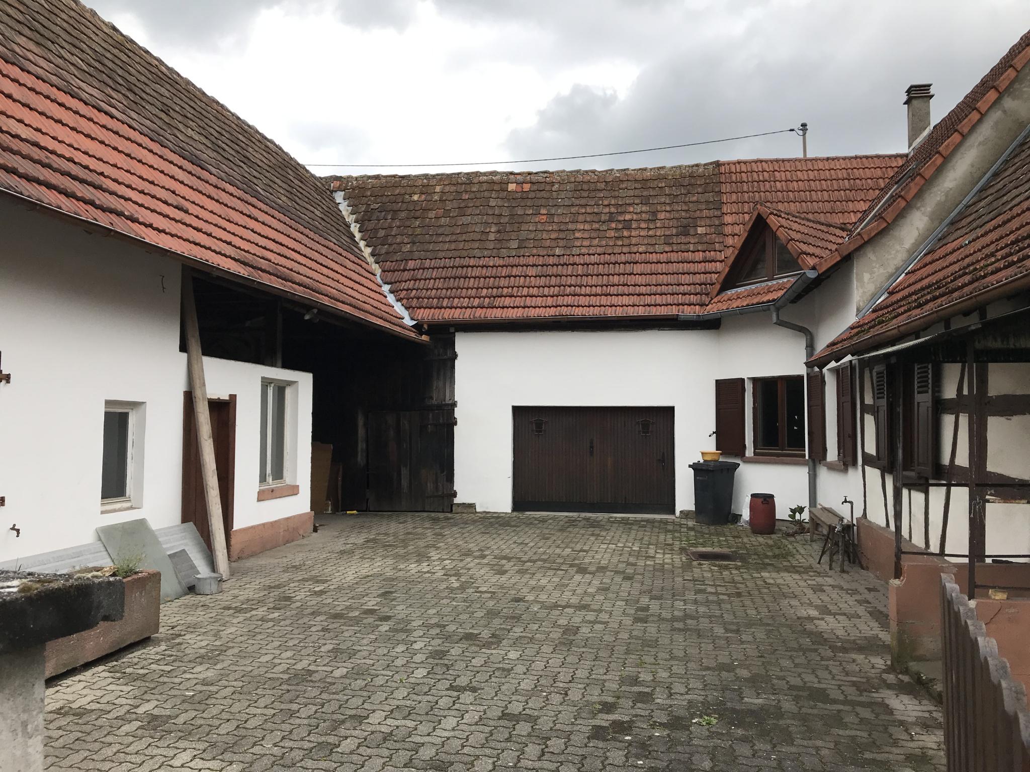 Rénover Une Maison Alsacienne renover maison alsacienne: maison à vendre